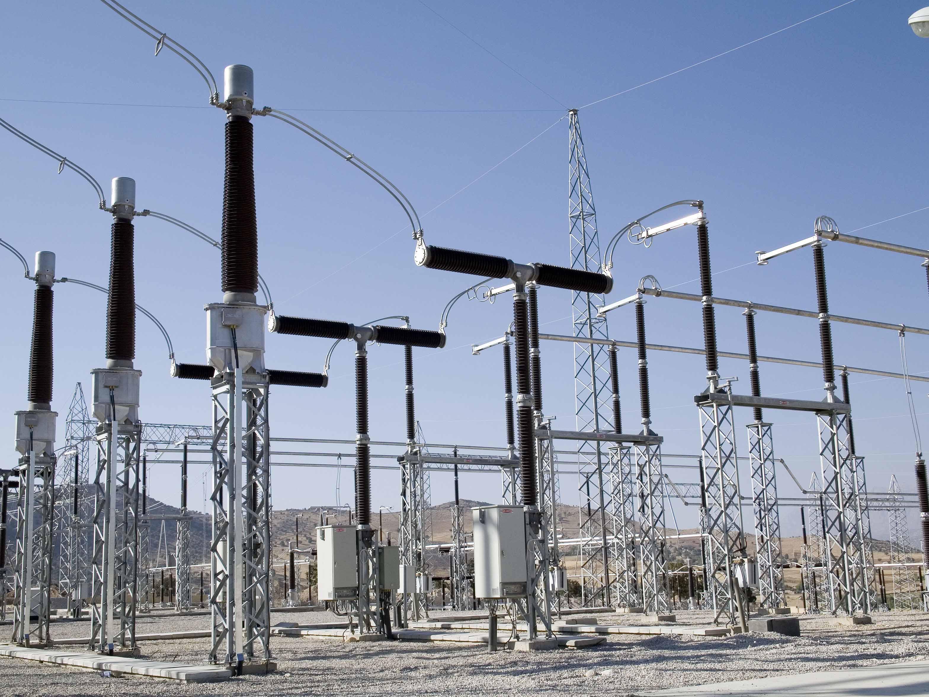 High voltage engineering elecan for Substation design