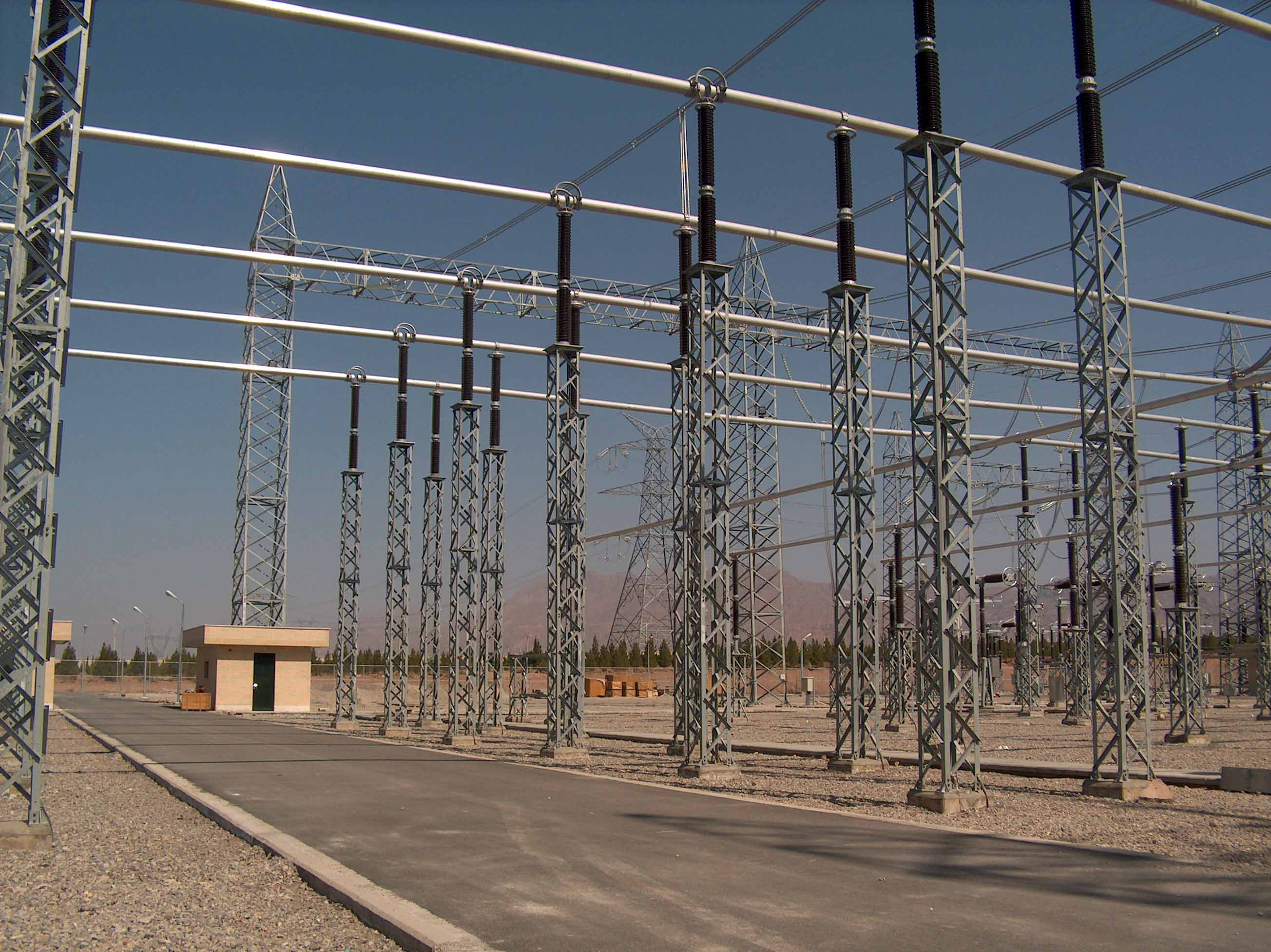 electrical substation Serving a wide range of industries, louis perry group's electrical engineering services include distribution and substation services learn more.